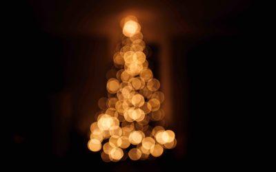 Mom the Christmas Tree