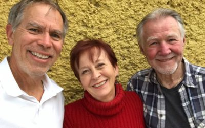 """""""Moving Abroad: A Hero's Journey,"""" with Beverly Nelson, Ph.D. and Michael Lee Bartlett, Part 1 of 2"""