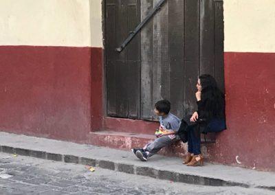 San Miguel locals