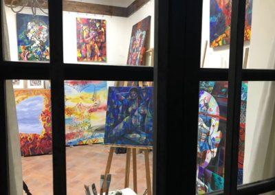 A San Miguel Art Gallery